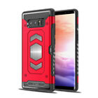 For Samsung Galaxy Note 8 / 9 Magnetic Shockproof Armor Card Slot Case Cover <br/> Work with any Magnetic Holder # Ship&#039;s within 24H