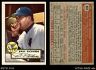 1952 Topps #305 Paul Richards White Sox EX