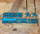 Внешний вид - Santa Cruz Vinyl Die Cut Decals Stickers Bike Frame Kit Cycling Bicycle Mtb Road