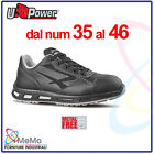 scarpa da lavoro LINKIN RedLion uomo donna U Power S3 CI SRC UPower metalfree