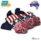 Golf Headcover Pom Pom For Driver Fairway Golf Club Knitted Headcovers AU Stock