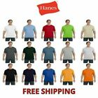 Hanes Men's Heavy 100% Cotton Comfort Soft Tagless Pocket T-Shirt Tee S-3XL 5590 image