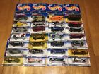 HOT WHEELS COLLECTOR SERIES 1992, 1996, 1997, 1998, 2000