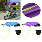 UK Quality Car Motor Scooter Umbrella Mobility Sun Shade & Rain Cover Waterproof