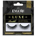 Eylure Luxe Lash Ladies Reusable Adhesive False Eyelashers 100% Cruelty Free NEW