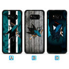 San Jose Sharks Case For Samsung Galaxy S10 Plus S10e Lite S9 S8 $4.49 USD on eBay