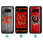 Calgary Flames Case For Samsung Galaxy S10 Plus S10e Lite S9 S8 $4.99 USD on eBay