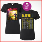 Elton John Farewell Yellow Brick Road Concert Tour 2019 T-Shirt Women Shirt Tee