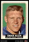 1964 Topps #154 Chuck Allen Chargers EX $15.0 USD on eBay