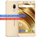 "New Global Ulefone S8 Pro 4G Smartphone 5.3"" Android 7.0 2+16GB 13.0MP + 5.0MP"