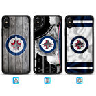 Winnipeg Jets Sport Case For Apple iPhone X Xs Max Xr 8 7 6 6s Plus $4.99 USD on eBay