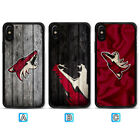 Arizona Coyotes Case For Apple iPhone X Xs Max Xr 8 7 6 6s Plus $4.49 USD on eBay
