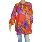 Antik Batik Womens 'Sunflo' Long Tunic Shirt/Dress