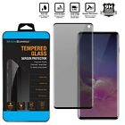 Privacy Screen protector Tempered Glass For Samsung Galaxy S10 / S10 Plus