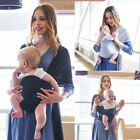 BABY WRAP SLING CARRIER Summer breathable, Soft and extra light