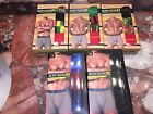 NWT Body Glove Men's Logo Waist Boxers Briefs 3 pack Rasta Reggae Underwear Set