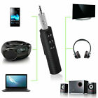 3.5mm Bluetooth Wireless Handsfree Car Receiver AUX Music Stereo Audio Adapter