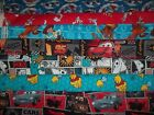 CARTOON Smurf BETTY BOOP Disney BTY Cotton QUILT Fabric U-PICK Read for INFO $6.95 USD on eBay