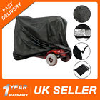 Heavy Duty Waterproof Oxford  Mobility Scooter Cover All weather protect black