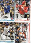2019 Topps Series 1 Cards You Pick/Choose the card #'s 201-350 Free Shipping on Ebay