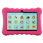 "7"" Kids Tablet PC 3G Android 7.1 16GB Smartphone Pad Wifi BT 2.0 Pad Bundle Case"