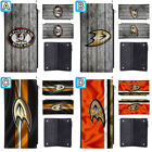 Anaheim Ducks Leather Wallet Clutch Purse Thin Women Handbag $15.99 USD on eBay