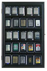 Sport/Military Cigarette Zippo Lighter Display Case Wall Shadow Box , LC03