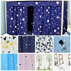 Dormitory Bunk Single Bed Tent Curtain Cloth Cover Dustproof Student School Sale