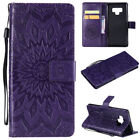 Useful Magnetic Flip Leather Wallet Phone Case For Samsung S9 S8 S7 plus Note 9