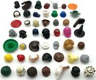 Lego New Minifigure Hats Hair Wigs Headgear Boy Girl Town City Star Wars More $1.49 USD on eBay