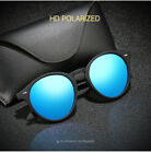 Polarized sunglasses for men and women circular Sunglasses retro sports glasses