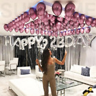 Kyпить 10/20/50/100 Metallic Balloons Chrome Shiny Latex Thicken Wedding Party Baby USA на еВаy.соm