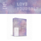 PRE-ORDER BTS WORLD TOUR [ LOVE YOURSELF - NEW YORK] DVD PACKAGE + Tracking No.