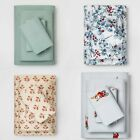 Holiday/Christmas Flannel Sheet Set - Twin/Full/Queen/King - Threshold - NEW image