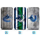 Vancouver Canucks Leather Case For Samsung Galaxy S10 Plus Lite S10e S9 S8 $8.49 USD on eBay