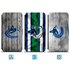 Vancouver Canucks Leather Case For Samsung Galaxy S10 Plus Lite S10e S9 S8 $8.99 USD on eBay