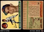 1955 Topps #85 Don Mossi Indians FAIR