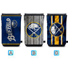Buffalo Sabres Leather Phone Case Pouch Strap For iPhone Samsung $10.99 USD on eBay