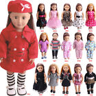 Kyпить US Doll Clothes Dress Outfits Pajames For 18 inch American Girl Our Generation на еВаy.соm