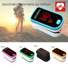 Finger Pulse Oximeter Blood Oxygen Saturation SPO2 Heart-Rate Patient Monitor GE $12.18 USD on eBay