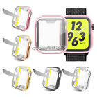For Apple Watch Series 5 4 44mm 40mm Full Body TPU Cover Case + Screen Protector image