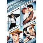 Elvis Presley Classics: 4 Film Favorites (Jailhouse Rock / It Happened at the Wo