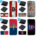 Florida Panthers Leather Long Wallet Purse Zip Around Handbag $16.99 USD on eBay