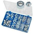 Zinc Plated M4 M5 M6 M8 M10 M12 M14 M16 Hex Nuts TORRES Assortment Kit #HAK12