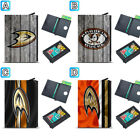 Anaheim Ducks Leather Card Case Holder Aluminum Pocket Wallet $11.99 USD on eBay
