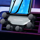 Universal 360 Degree Gravity Car Air Vent Mount Holder Stand for Mobile Phone
