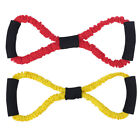 Pull Exerciser Resistance Band 8 Shaped Practical Stretching Belts for Fitness