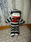 Choice of Sock Monkey variations DAN DEE, and other brands one NWT
