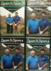 Square To Square Method Golf Instruction DVD's Putting Driving Short Game MORE