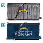 San Diego Chargers Leather Satchel Purse Evening Tote Wallet Handbag $18.99 USD on eBay